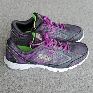 FILA Fresh Cool Max Women's Running Shoes Size 8.5